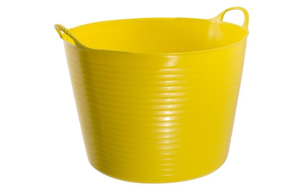 Flexible Large Bucket
