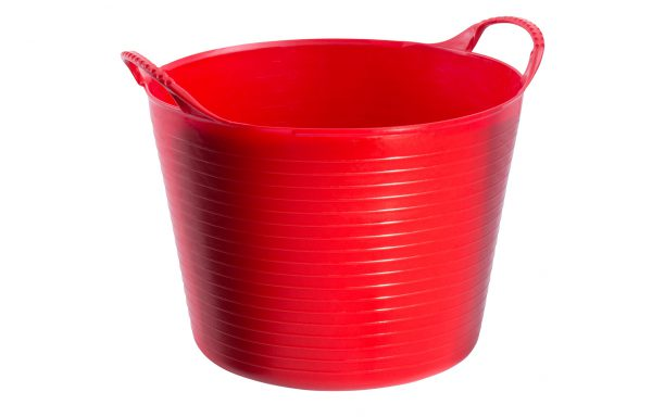 Flexible Small Bucket