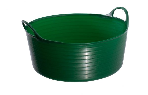 Flexible Small Shallow Bucket