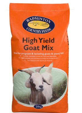 High Yield Goat Mix – Currently Unavailable