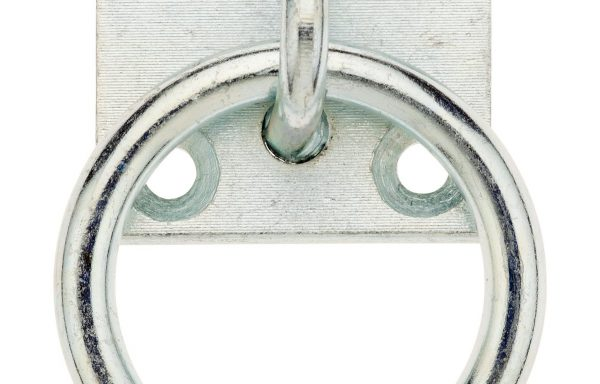 Tie Ring With Metal Base Plate